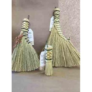 Brushes and Brooms by Alan Williamson