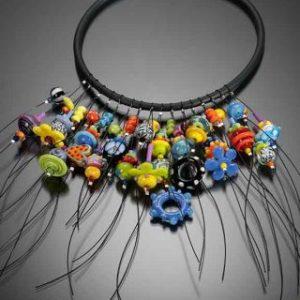 Lampwork Jewelry by Brenda Morrison
