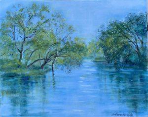 Oil Paintings by Svetlana Pavlicek