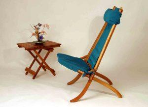 Wood furniture by Daniel Gomes
