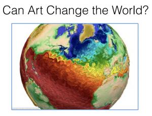 multicolored globe