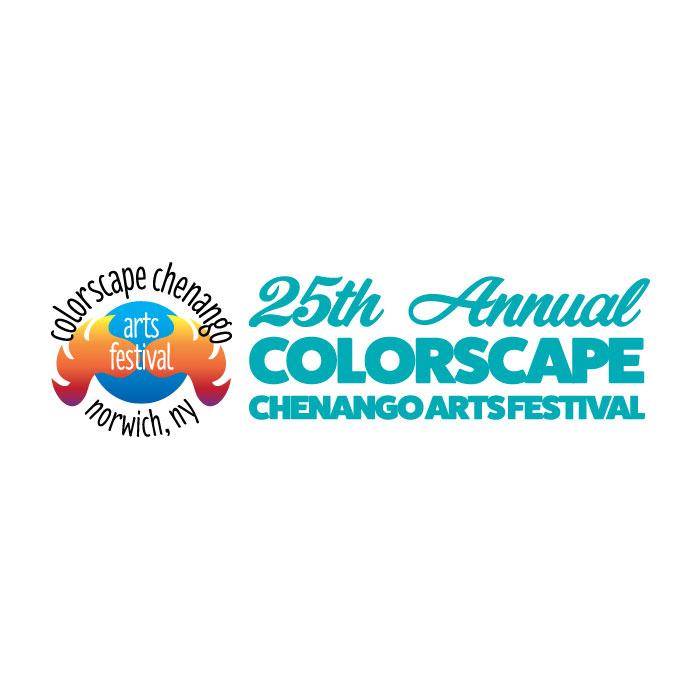25th ANNUAL COLORSCAPE CHENANGO ARTS FESTIVAL  KICKS OFF THIS SATURDAY