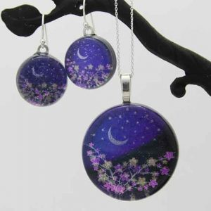 Jewelry by Glimmer Glass Gifts