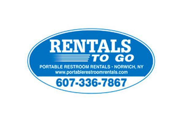 Rentals to Go - Portable Restroom Rentals - Norwich NY - www.portablerestroomrentals.com - 607-336-7867